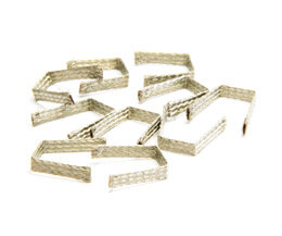 Carrera 20363 Exclusiv Double Sliding Contacts, 10 pcs.