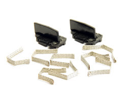 Carrera 20364 Exclusiv Double Sliding Contacts & Guide Keels