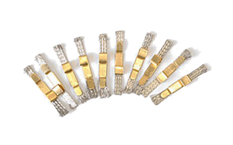 26362 Double Sliding contacts for guide keel 26363, 10 pcs.