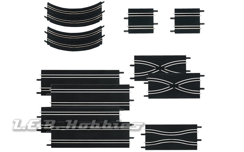 61601 Carrera GO!!! Extension Set 2