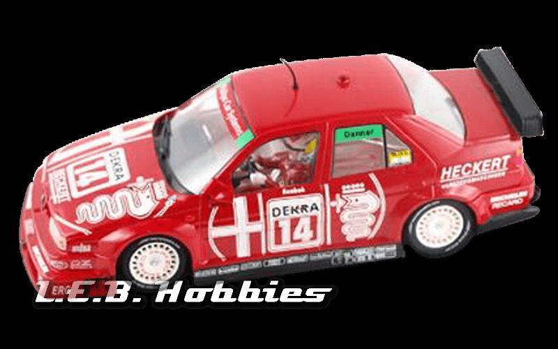 Elektrisches Spielzeug Slot.it Ca36d Alfa Romeo 155 V6 Ti #26 Dtm 1994 NÜrburgring Castrol C.struwe