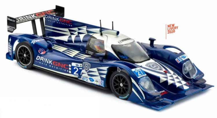 SICA39D Slot.it Lola B12/80, No.27, American Le Mans Series