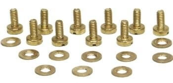 SICH41 Slot.it Motor Mount Fixing Screws and Washers, 10/pk