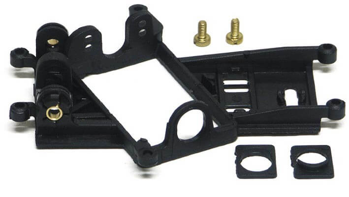 SICH61 Slot.it AW EVO6 Motor Mount for Boxer/Flat 0.0mm Offset