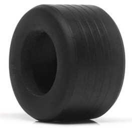 SIPT14 Slot.it P4 Rubber F1 Groved Tires 12.4 x 20.8mm, 4/pk