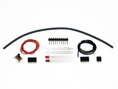 SISP26 Slot.it Lighting Kit Component Parts