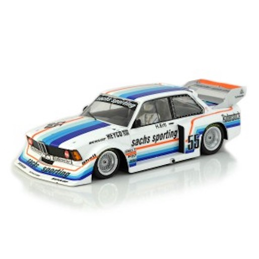 Racer Sideways SW69 BMW 320 GR.5 No.55 DRM 1978 Winner