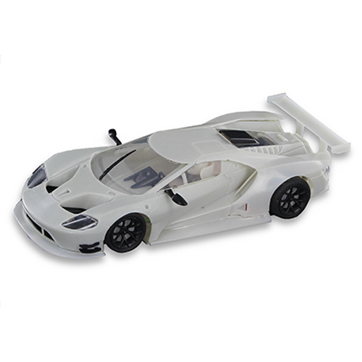Racer Sideways SWCAR02K Ford GT GTE White kit