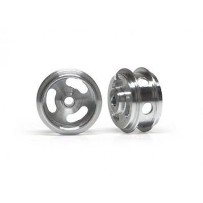 SIW15808215AH Slot.it Aluminum Hubs Ø15.8x8.2mm Hollow Dbl Shldr