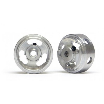 Slot.it SIW15808215M Magnesium Hollow Wheels 15.8x8.2x1.5mm